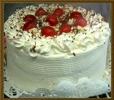 Cake Flower Bakery Buffalo